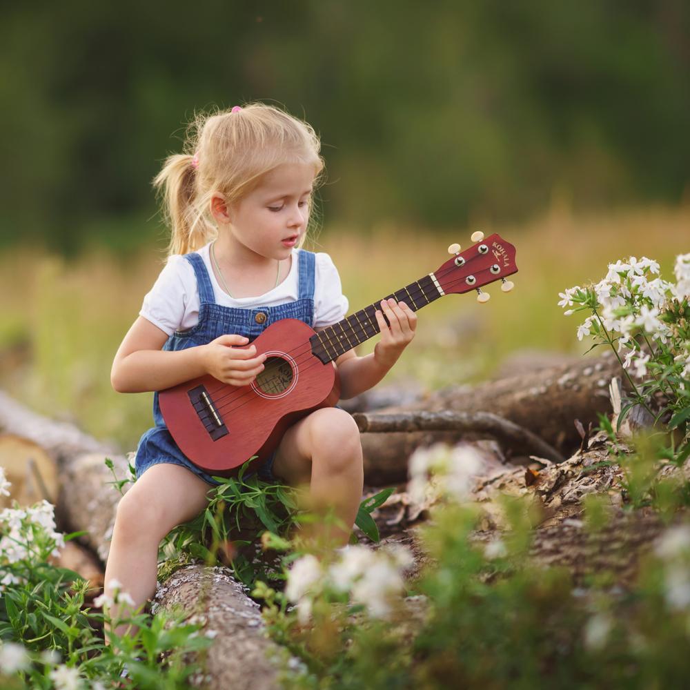 Первые шаги в музыку и укулеле