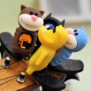 Как настроить укулеле?